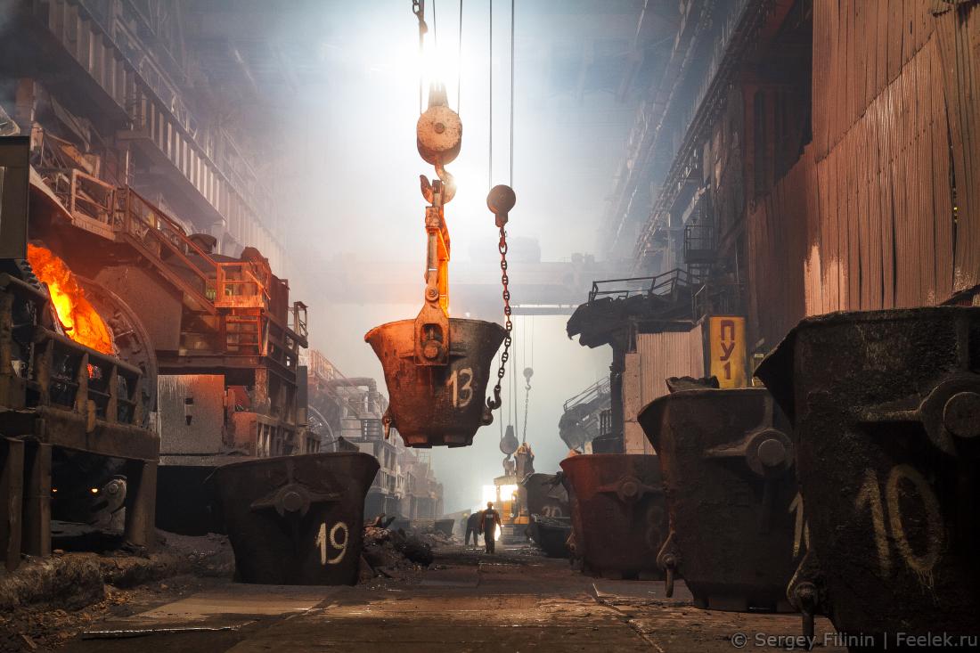 Время отдыха на рабочем месте во работы металлургическом производстве