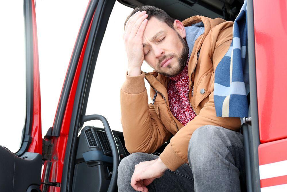 смешные фотографии водителей спящих это круто